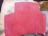 Капот Ford Probe 2 1992-1997г.в. красный , фото 3