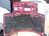 Капот Ford Probe 2 1992-1997г.в. красный , фото 4