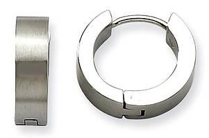Серьга-кольцо
