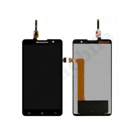 Дисплей для Lenovo S8 S898T/S898T Plus + touchscreen, черный
