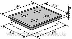 Варочная поверхность Ventolux HSF640-A3 (X), фото 2
