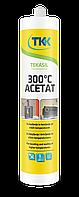 Герметик Текасил 300 ° С ацетат