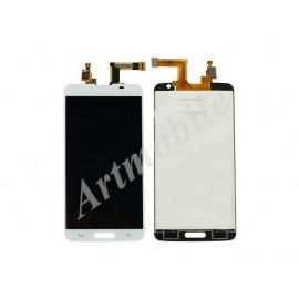 Дисплей для LG D680 G Pro Lite/D682 G Pro Lite + touchscreen, белый