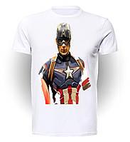 Футболка мужская GeekLand Капитан Америка Captain America avenger CA.01.003