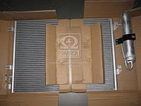 Конденсатор кондиционера DACIA LOGAN 04-. RENAULT SANDERO 09- (TEMPEST) TP.1594726