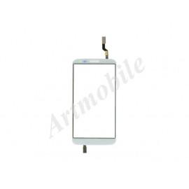 Тачскрин для LG D800 Optimus G2/D801/D803/LS980, белый, оригинал (Кита
