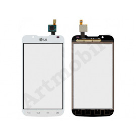 Тачскрин для LG P715 Optimus L7 II Dual Sim, белый