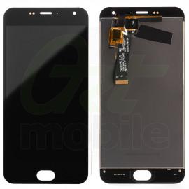 Дисплей для Meizu M2 /M2 mini (M578) + touchscreen, черный, большая ми