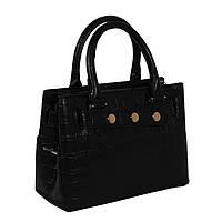 Кожаная сумка celine , черная классика, сумка шопер, сумка кросс-боди
