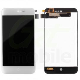 Дисплей для Meizu MX2 (M040) + touchscreen, белый