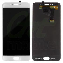 Дисплей для Meizu MX6 (M685) + touchscreen, белый