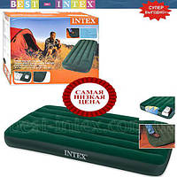 Intex 66950 (76х193х22см.) Односпальная кровать матрац