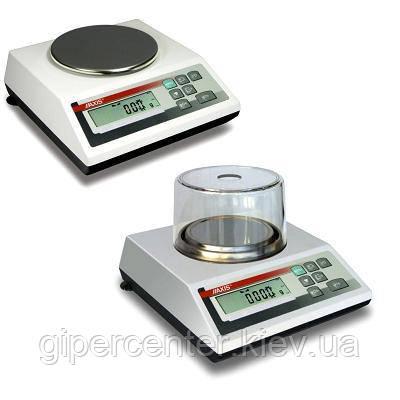 Весы лабораторные Axis AD 500 до 500 г, дискретность 0,001 г, фото 2