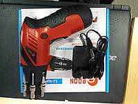 Отвертка аккумуляторная EDON EDPL01-4, фото 1