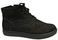 Ботинки 64BLACKNUBUK р. 32 Черный