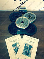 Матрицы и ролики для грануляторов! 150 мм