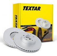 Тормозной диск TEXTAR PRO для Audi