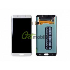 Дисплей для Samsung G928F Galaxy S6 Edge Plus + touchscreen, белый, ор