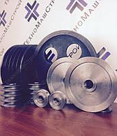 Шкивы для электродвигателей, фото 1