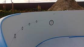 Сборный Бассейн TOSCANA 4.16x10-1.5m с.Хотяновка Киевская обл. 18