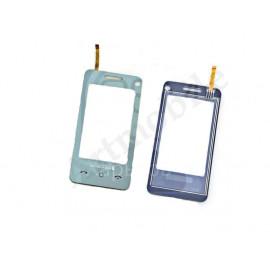 Тачскрин для Samsung F490, зеркальный