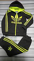 Спортивный костюм Адидас (adidas) с начесом