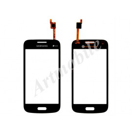 Тачскрин для Samsung G350 E Galaxy Star 2 Plus, черный, #MELFAS, ориги