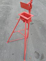 Пресс для брикетов 200х100 мм+измельчитель картона MASTAK