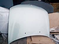 Капот Nissan Almera N16 2000-2006г.в серо-зеленый 3\4\5дв.