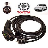 Зарядное устройство для электромобиля Toyota RAV4 EV AutoEco J1772-16A, фото 1