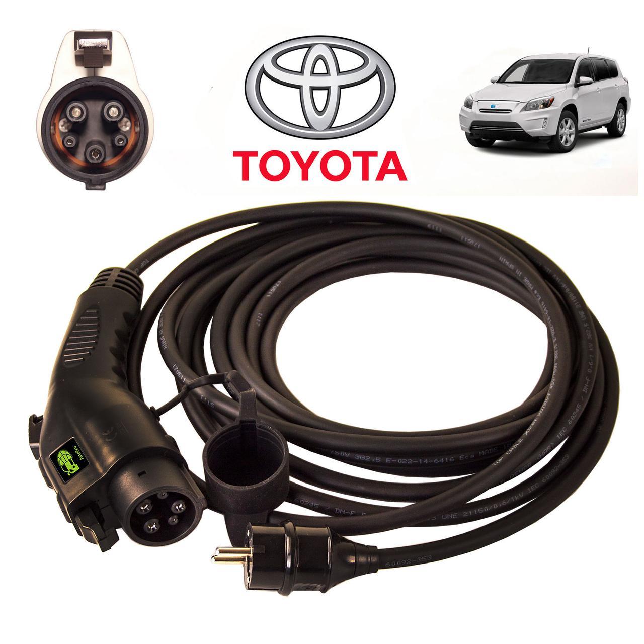Зарядное устройство для электромобиля Toyota RAV4 EV AutoEco J1772-16A