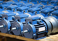 Электродвигатели 220/380, фото 1