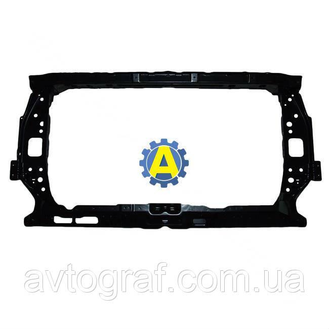 Панель передняя на Хьюндай Акцент(Hyundai Accent / Hyundai Solaris)2010-2014