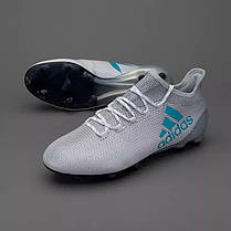 Бутсы Adidas X 17.1 FG S82285 (Оригинал), фото 2