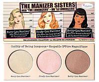 Хайлайтеры  theBalm The Manizer Sisters, фото 1