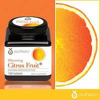 Средство для похудения цитрусовый фрукт Youtheory Slimming Citrus Fruit, 120 таблеток