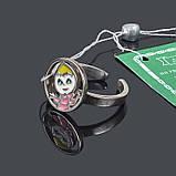 Серебряный набор Маша: подвеска и кольцо, фото 2
