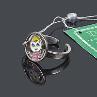Детское серебряное кольцо Маша