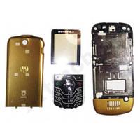 Корпус Motorola L7, черный - сдёрта краска