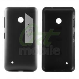 Задняя крышка Nokia 530 Lumia (RM-1017/RM-1019), серая, Dark Gray, ори