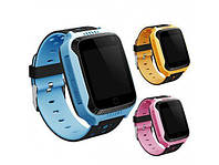 Новейшие бюджетные детские умные GPS часы Smart Baby Watch Q529 с камерой и фонариком. Доступно. Код: КГ3171
