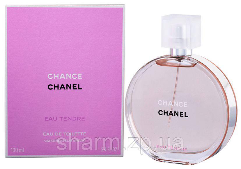 2f77e2435a7c Женская туалетная вода Chanel Chance Eau Tendre (Шанель Шанс О Тендер)  реплика