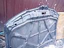 Капот Nissan Almera N16 2000-2006г.в черный 3\4\5дв., фото 6