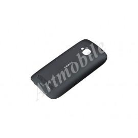 Задняя крышка Nokia 710 Lumia, черная, оригинал (Китай)
