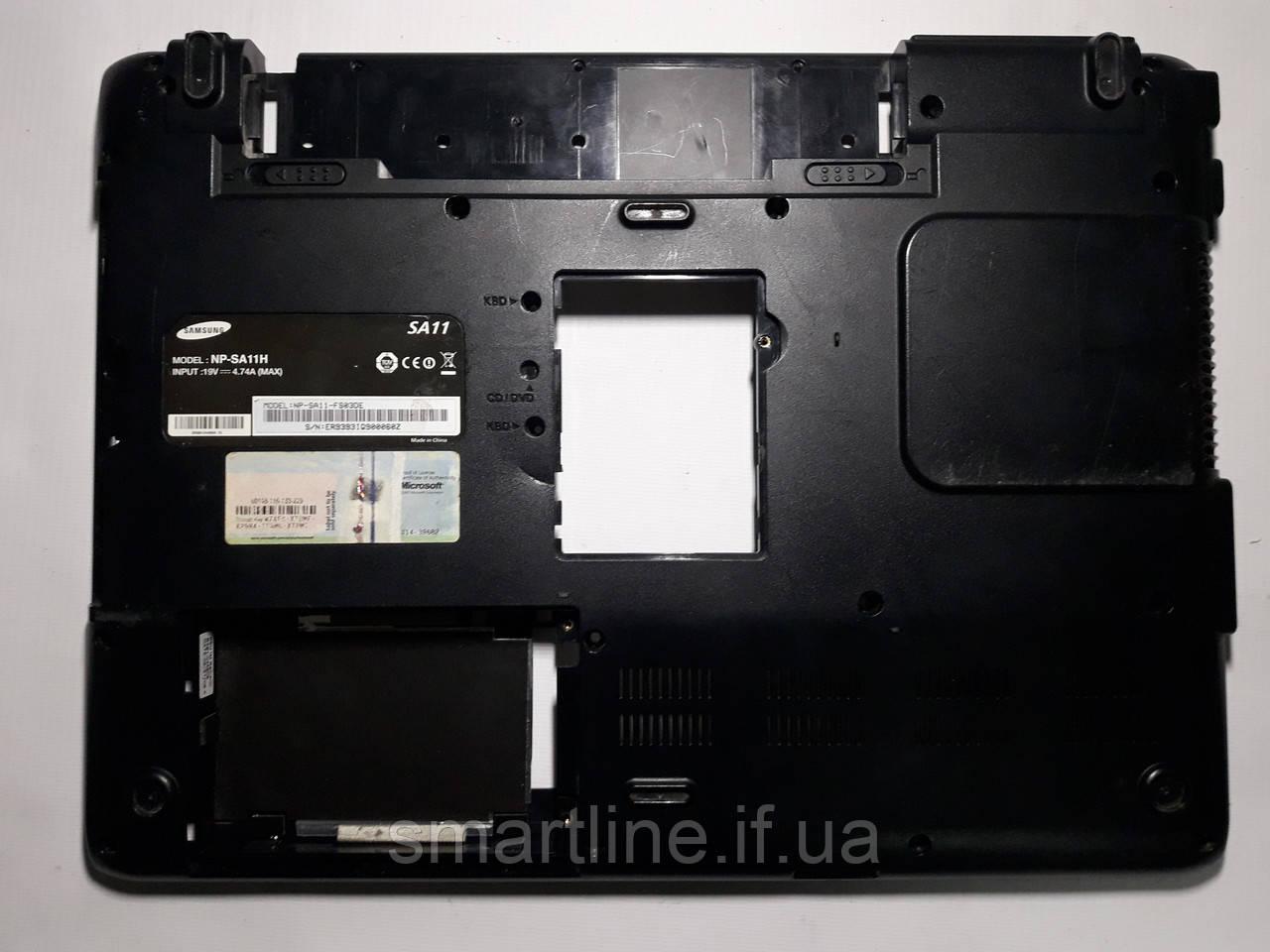 Нижня частина корпусу для ноутбука Samsung NP-SA11H