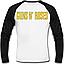 Футболка з довгим рукавом Guns N' Roses (logo), фото 2