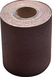 Шкурка шлифовальная на тканевой основе 200мм*10м Р36 MasterTool  08-2803