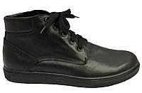 Ботинки 64BLACKKOJA  37 23 см Черный
