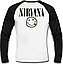 """Футболка с длинным рукавом Nirvana """"Kurt Cobain"""" (1967-1994), фото 2"""