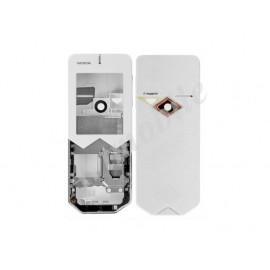 Корпус Nokia 7500 Prism, бело-розовый